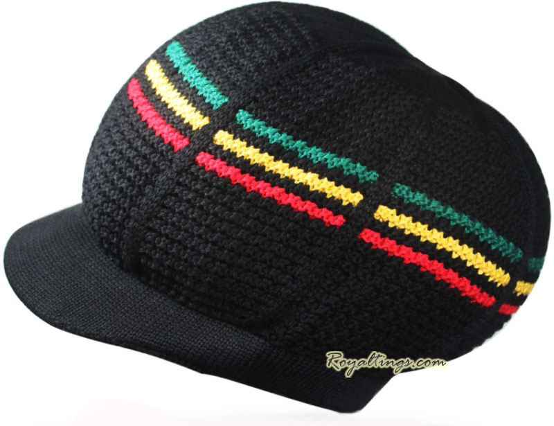 Rasta ldreadlocks Gorro M