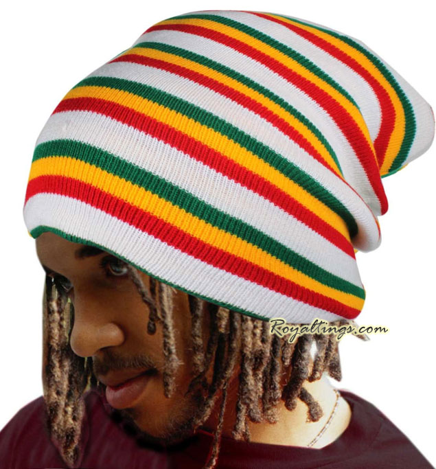 Dreadlocks beanies