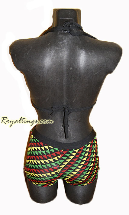 Rasta Bathing Suit 2