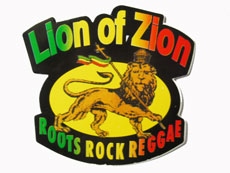 sticker lion of judah