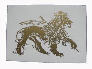 Stickers Lion of Judah