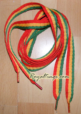 big Rasta Lace