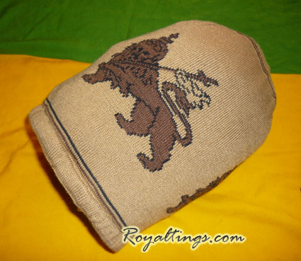 Bonnet Dreadlocks Lion L uni