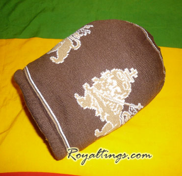 Dreadlocks beanies Lion2