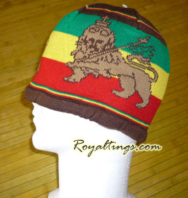 Bonnet Dreadlocks Lion M + bandes