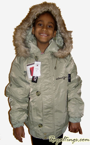 Parka Clench Enfant