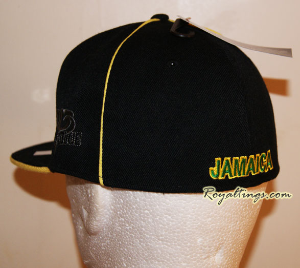 Jamaica gorras brown