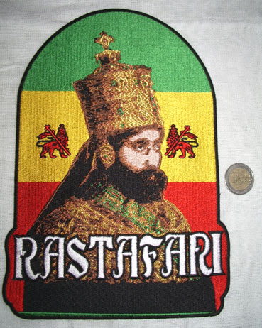 Patch rasta Coronation King size