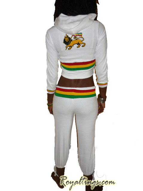 Lion of judah Suit