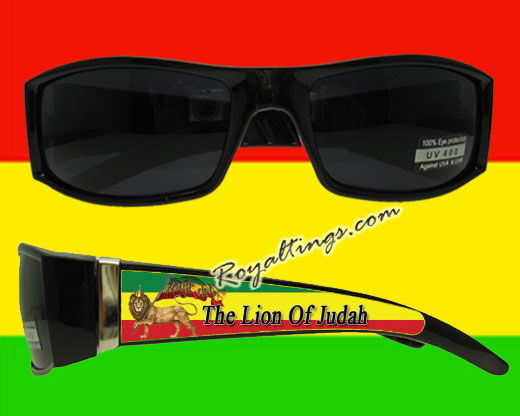 sunglasses Lion of Judah