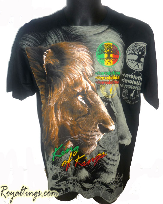 Tee shirt Lion Of Judah 5