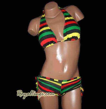 Rasta Bathing Suit 4