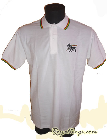 Polo Rasta Lion of judah