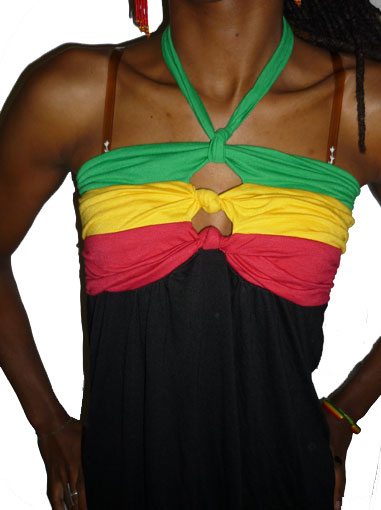 Robe Rasta Queen 1