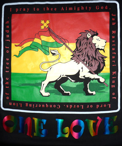 Tee shirt Lion of Judah 1