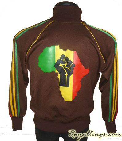 Africa Power jacket