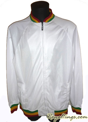 Nylon Rasta Jacket
