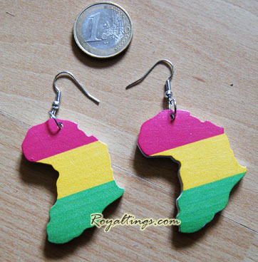 Africa Earing