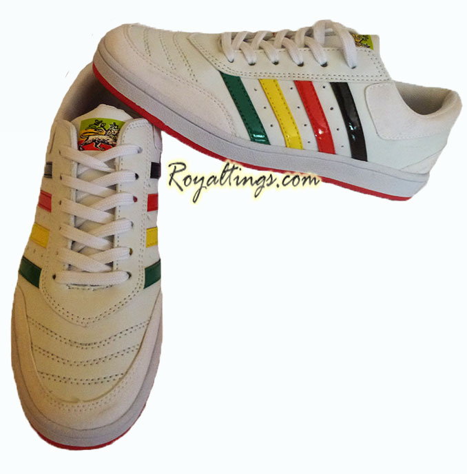 Baskets Chaussures Rasta  Lion of Judah 3