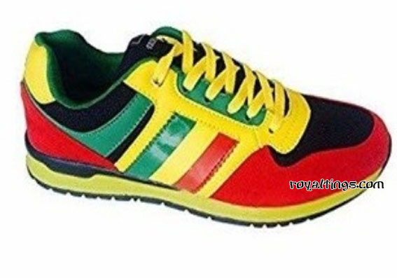 Jamaica rasta Shoes 3