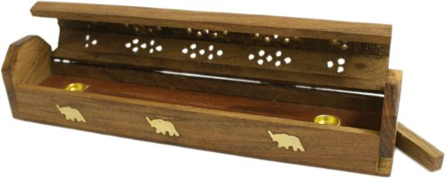 incense wood box