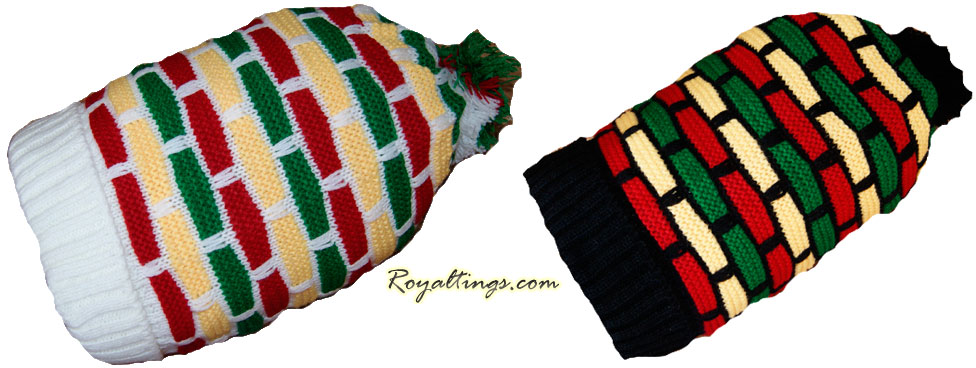 Bonnet Rasta Dreadlocks L/XL