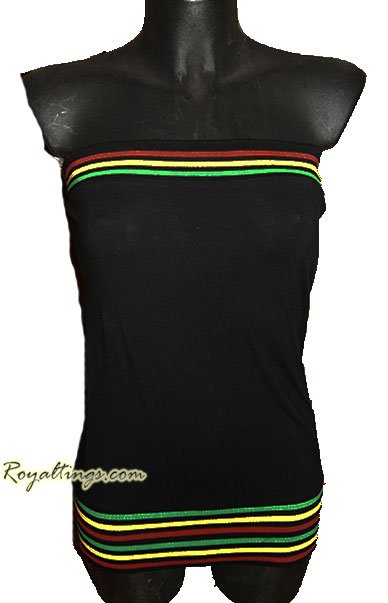 Top rasta one color