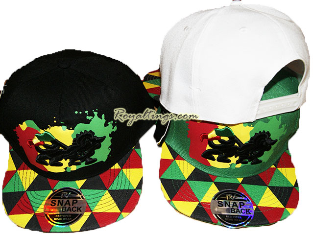 snapback gorra lion of judah 3