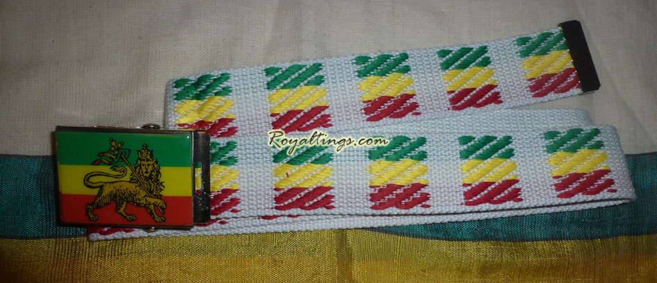 Ceinture Lion of judah 2