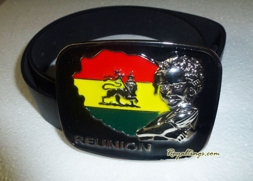 Belt Rasta reunion 974