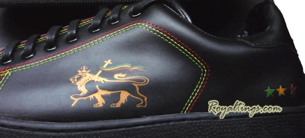 InIWear Lion Rasta Shoes