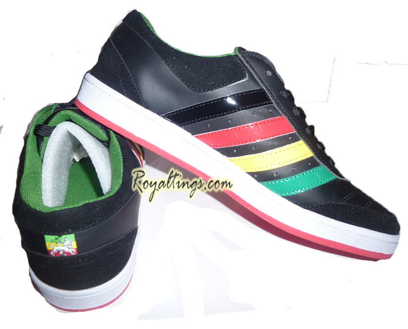 Baskets Chaussures Rasta  Lion of Judah 2