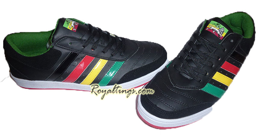 Rasta Shoes 2