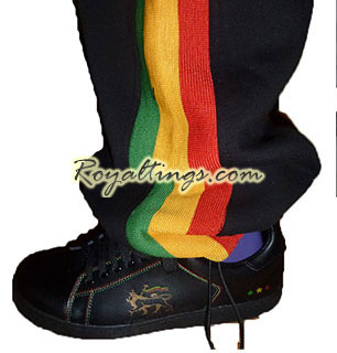 Sportschuh Conquering Lion Rasta Shoes