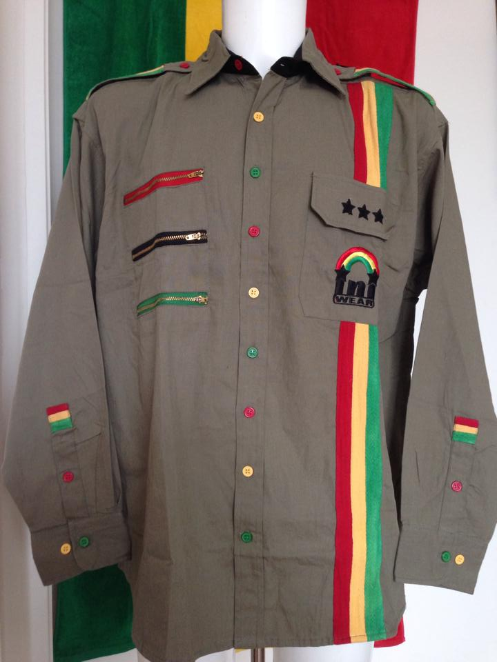 shirt InIwear Rasta King