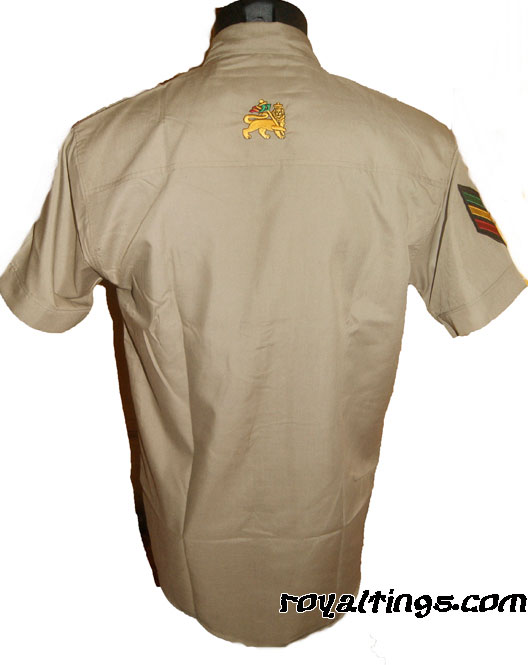 Lion of Judah Shirt 3