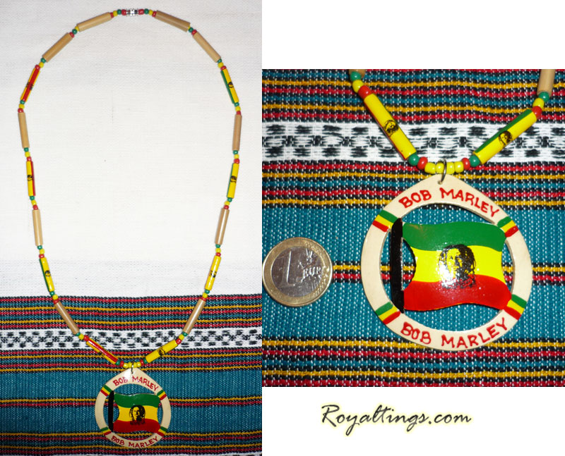 Necklace Coco Bob Marley