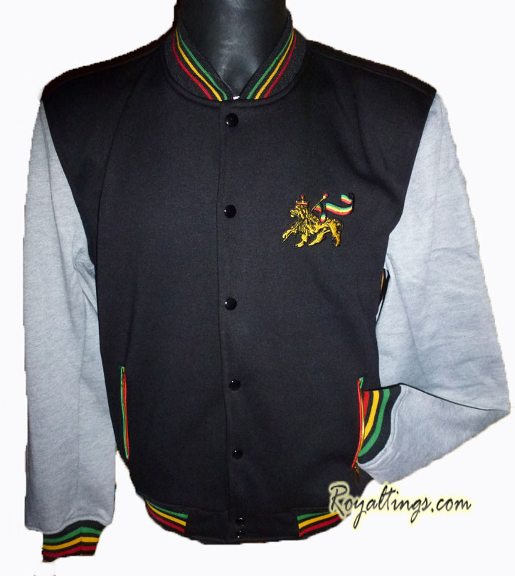 Veste rasta Teddy Lion 2