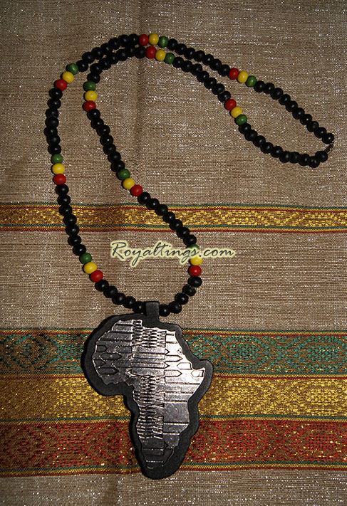 Africa King necklace