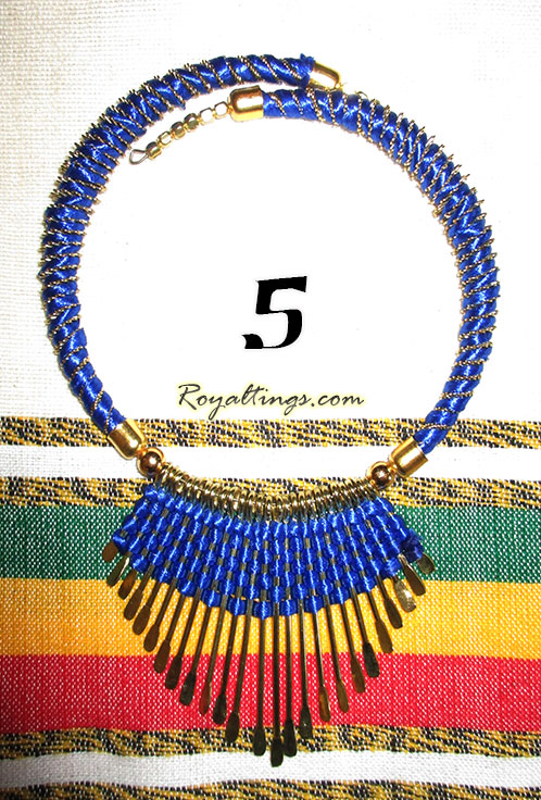 tribal ethiopia necklace