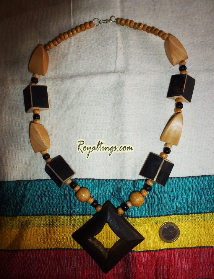 african tribe necklace