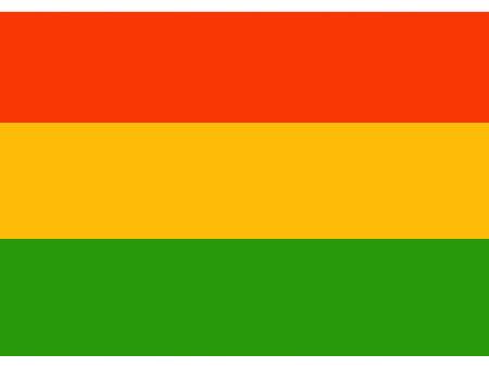 Rasta Flag Bandera rasta