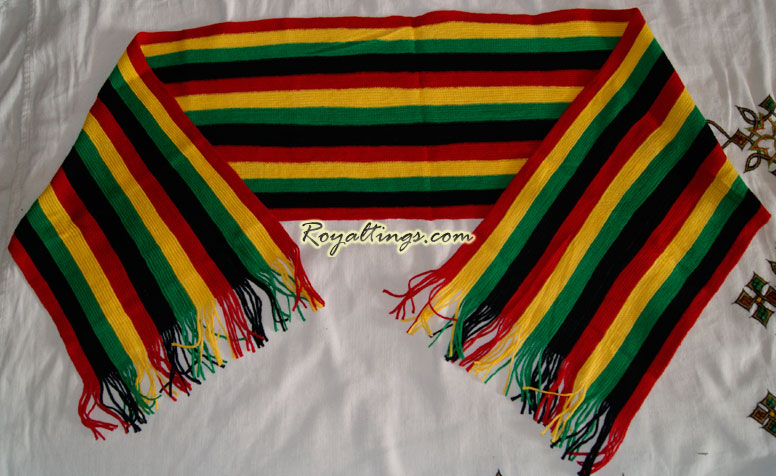 Rasta cotton Scarf
