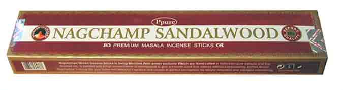 15 incense PPURE Sandalwood