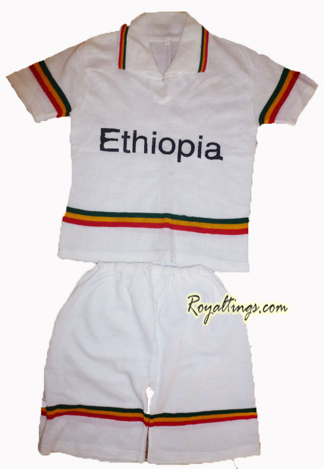Ethiopian children suit 4 y old