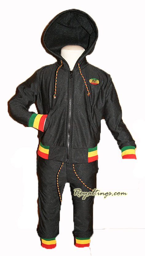 Lion of judah tracksuit 2