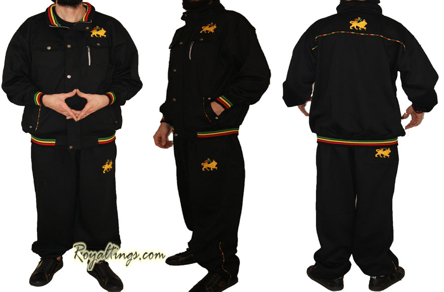 sweat suit lion of judah4