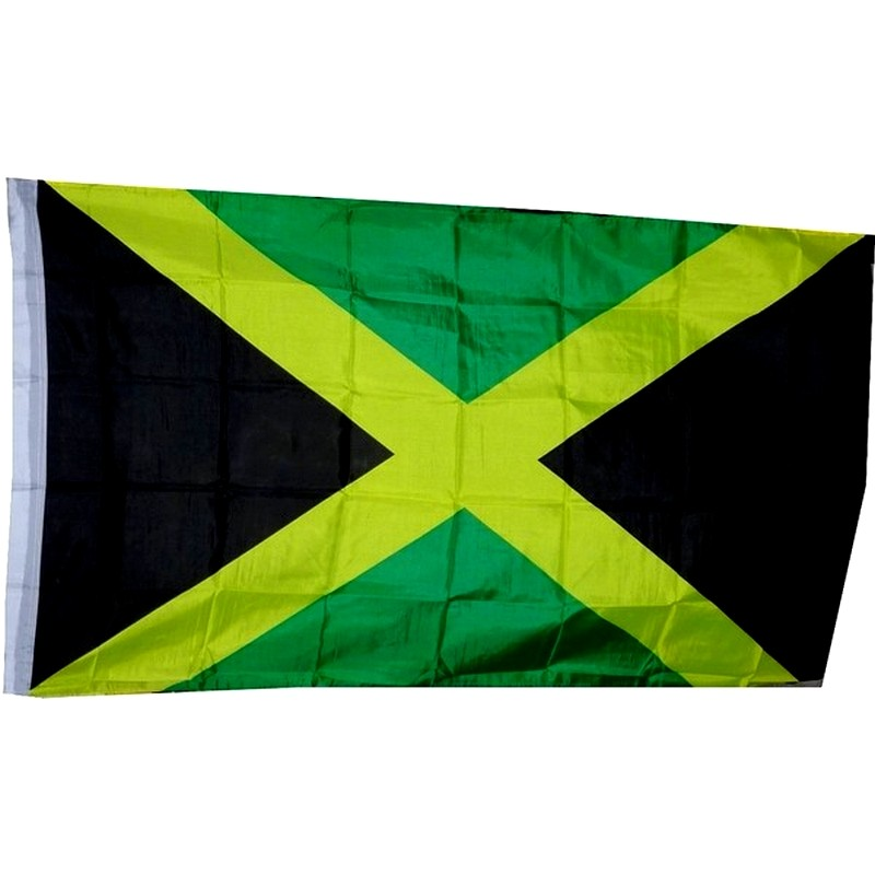 Jamaica flag King Size