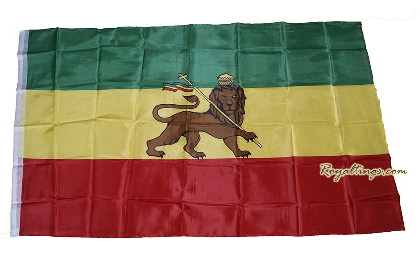 Drapeau lion Of Judah KING SIZE 3