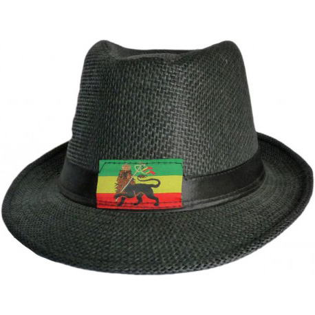 Chapeau Rasta Lion of Judah